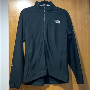The North Face Black Jacket Size L